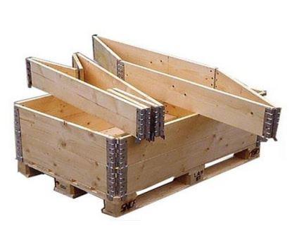 VALORPAL - Produit rehausses bois
